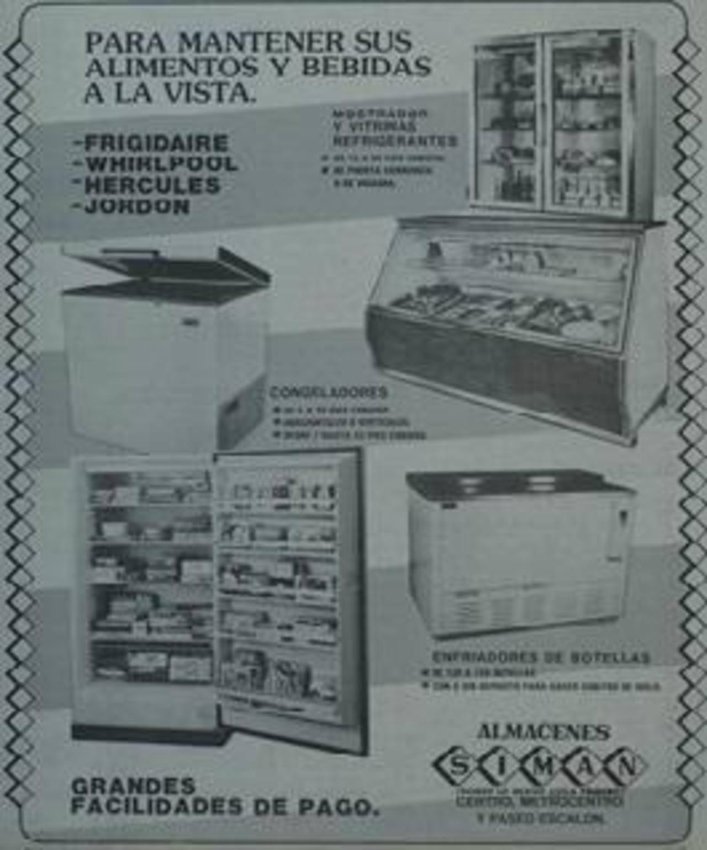 5 imágenes de anuncios de antaño de El Salvador de 1990