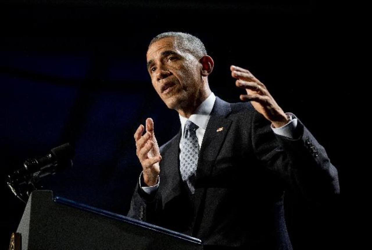 Obama pedirá el lunes al Congreso 1,000 millones de dólares para Centroamérica