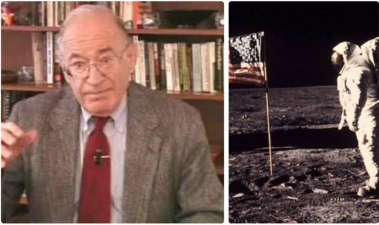 Fallece Ernest Sternglass, físico que ayudó a televisar caminata lunar