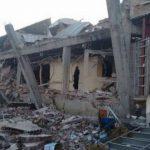 Corrigen cifra de muertos por explosión de camión de gas en hospital pediátrico