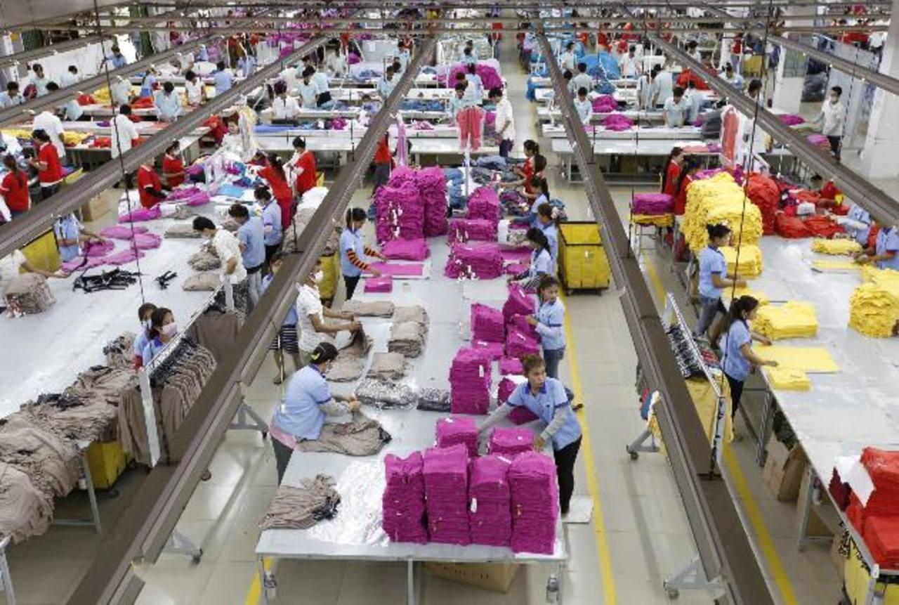 A noviembre de 2014 el país exportó al menos $1,500 millones. Foto EDH/Archivo