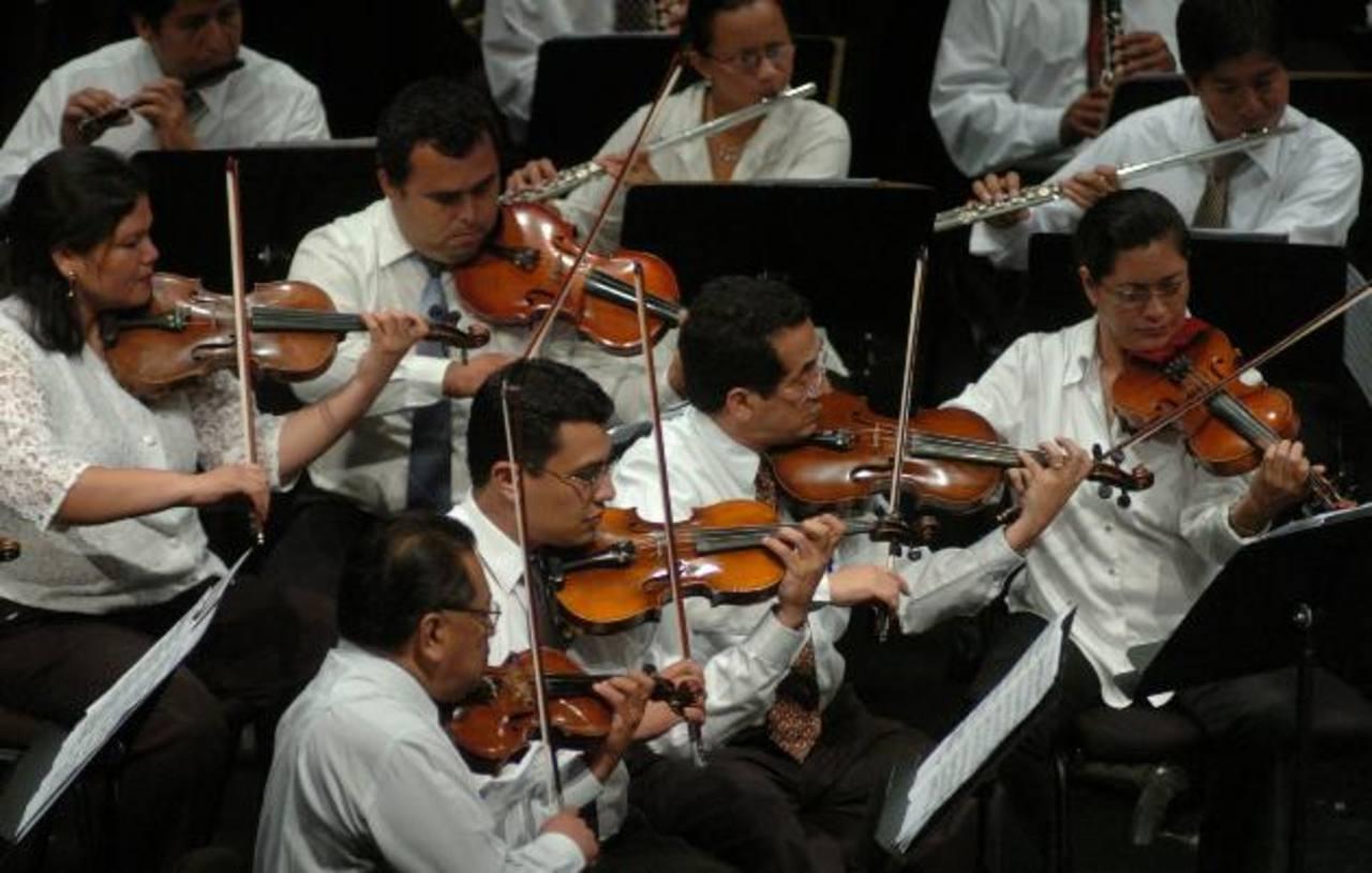Durante la mayoría de lunes del año la música clásica deleitará al público Foto EDH / Archivo