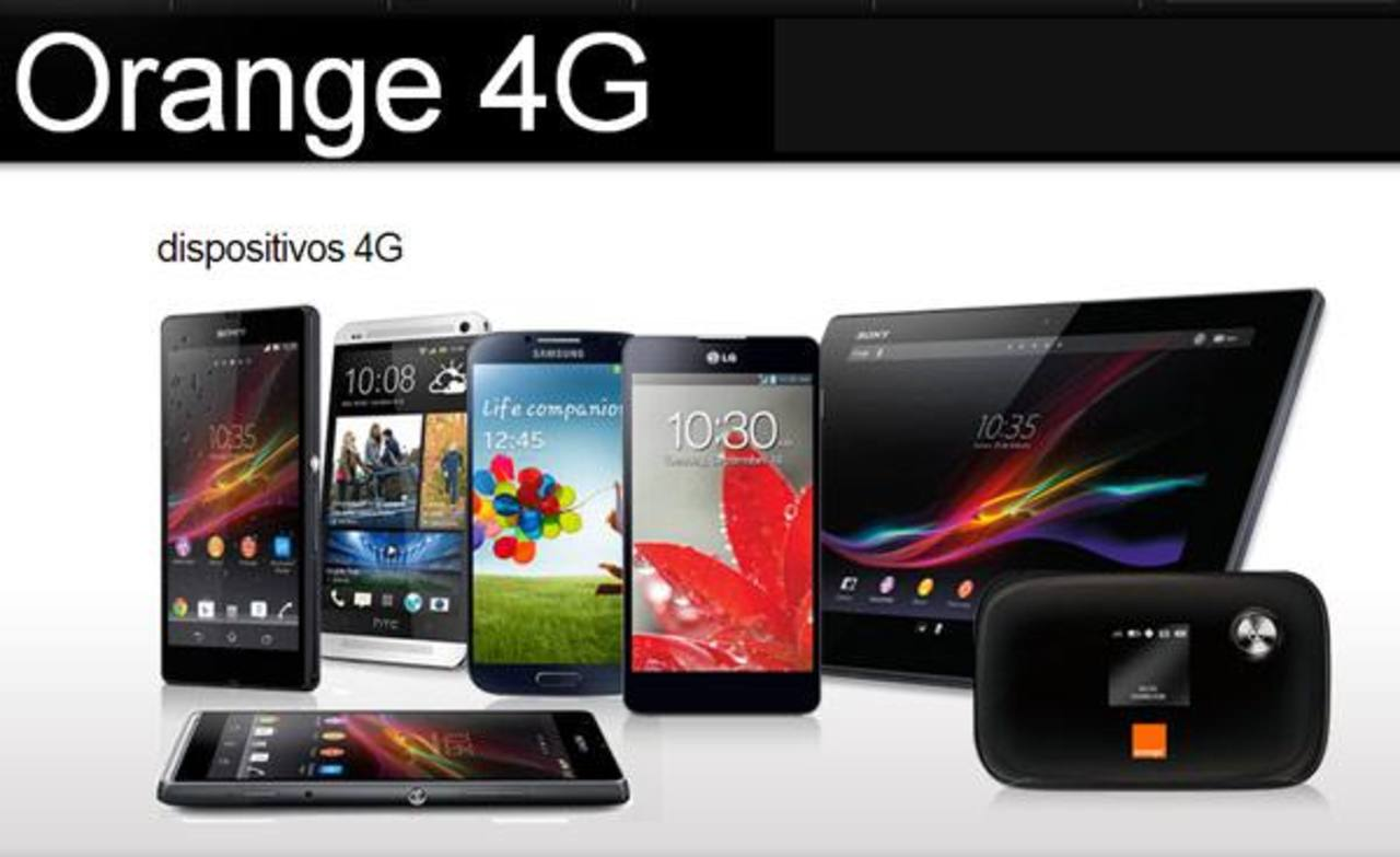 El 46 % del tráfico móvil mundial de Internet es por medio de dispositivos con tecnología de redes 4G. Foto EDH