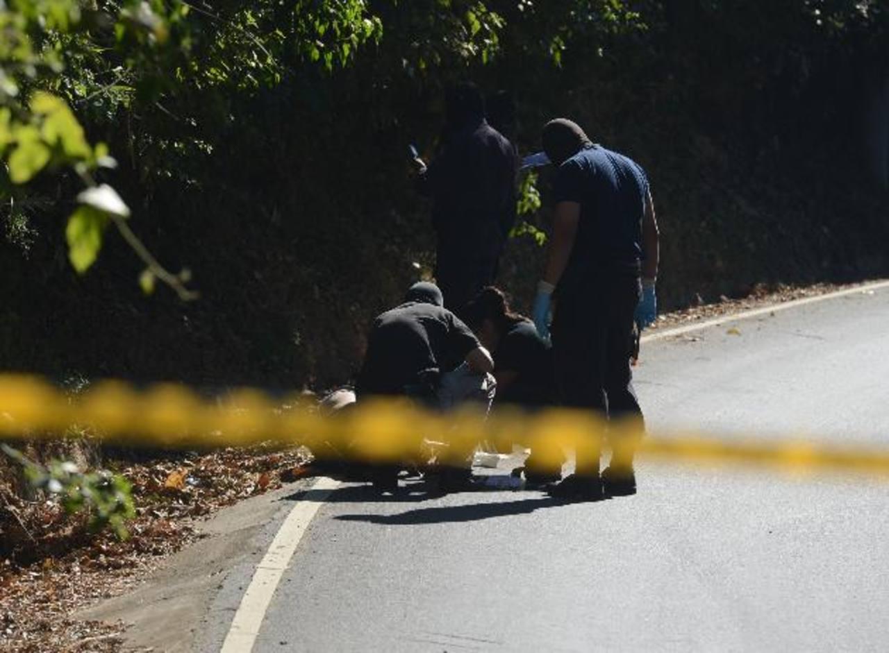 Medicina Legal: Se mantienen altos índices de homicidios en El Salvador