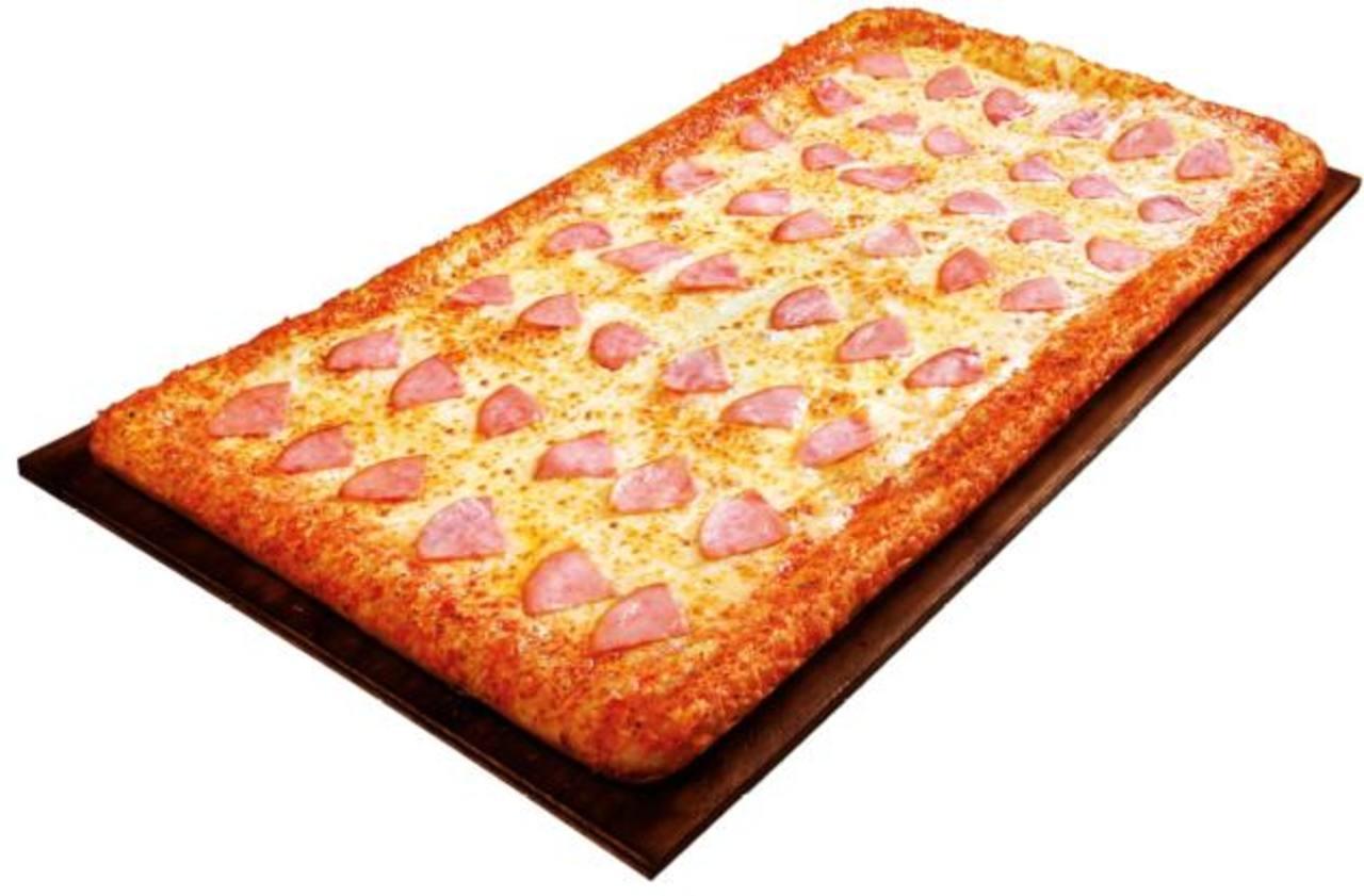 Para pedir la nueva pizza 4 Xtrema solo tienen que llamar al 2257-7777 o pedirla en línea. Foto EDH / Cortesía