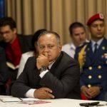 El presidente de la Asamblea de Venezuela, Diosdado Cabello, sería cabecilla de un cártel de drogas, según lo acusa su exjefe de seguridad refugiado en EE. UU. por temor. foto edh / archivo