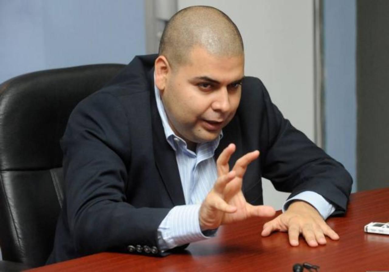 Criminólogo Carlos Ponce.