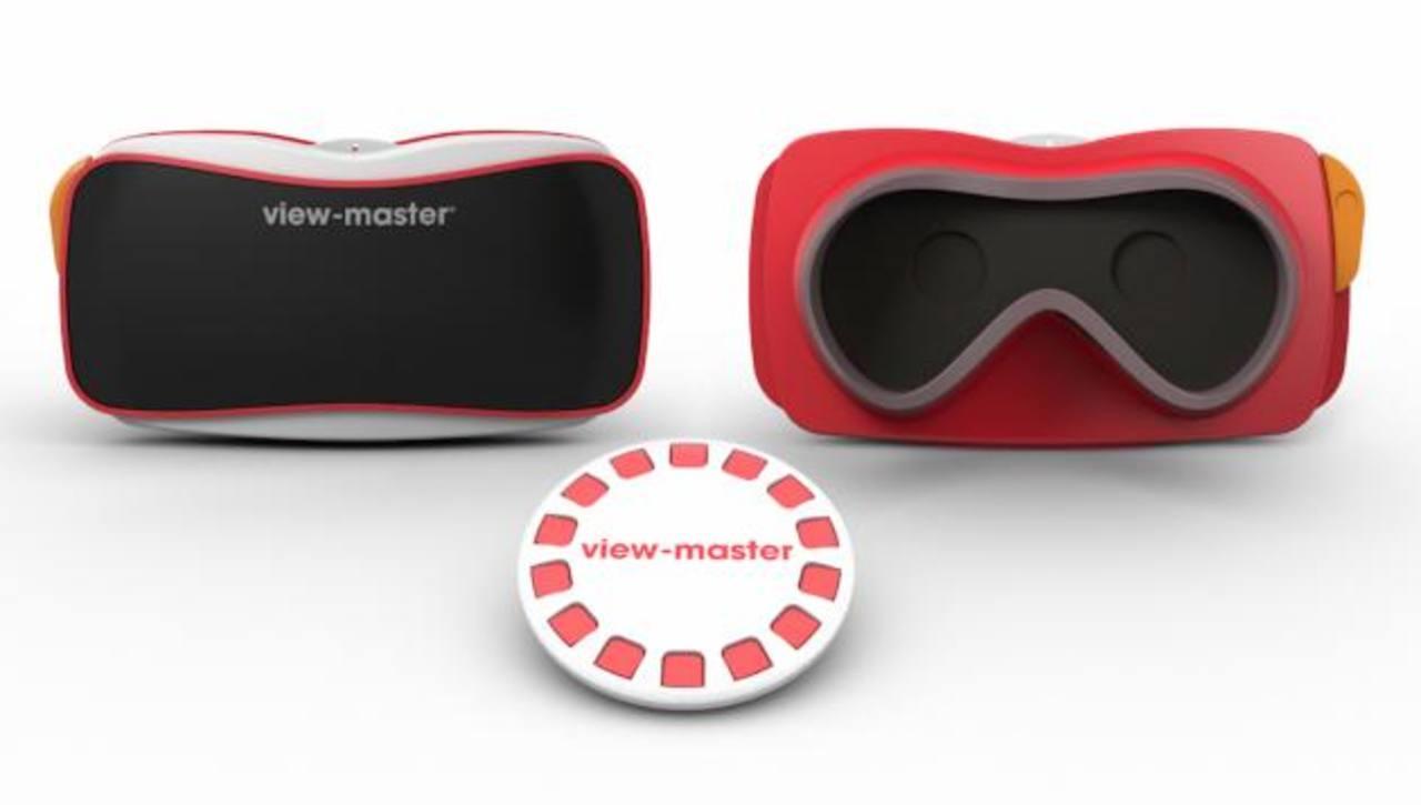 Google y Mattel resucitan el View-Master
