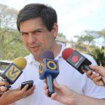 Carlos Ocariz, presidente de la Asociación de Alcaldes de Venezuela, denunció el acoso a los opositores. foto edh / internet