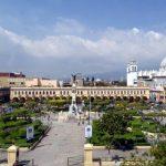 El Centro Histórico de San Salvador tiene un gran potencial de acuerdo a KC Hardin. foto edh
