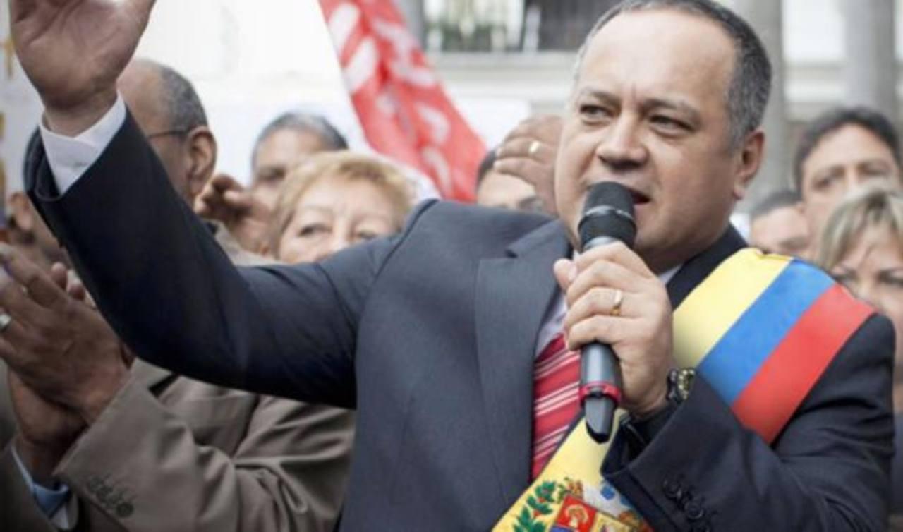 Acusan a presidente Asamblea Nacional de Venezuela de narcotráfico