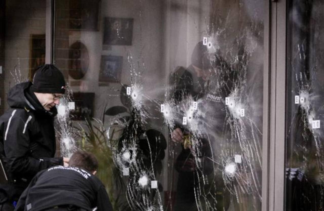 2 muertos y 5 heridos en tiroteos terroristas en Copenhague