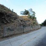 Así luce el lote número 3 de la lotificación Díaz Nuila en el kilómetro 18 de la carretera a El Boquerón.