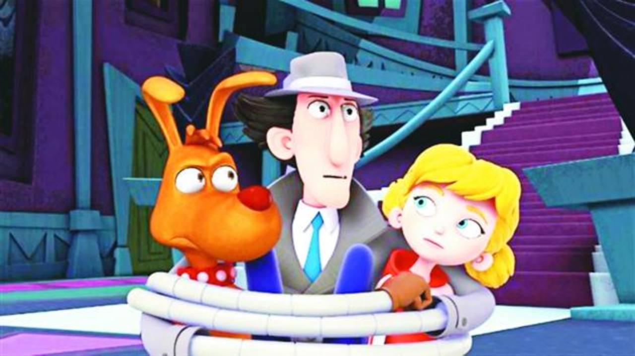Netflix resucita al Inspector Gadget