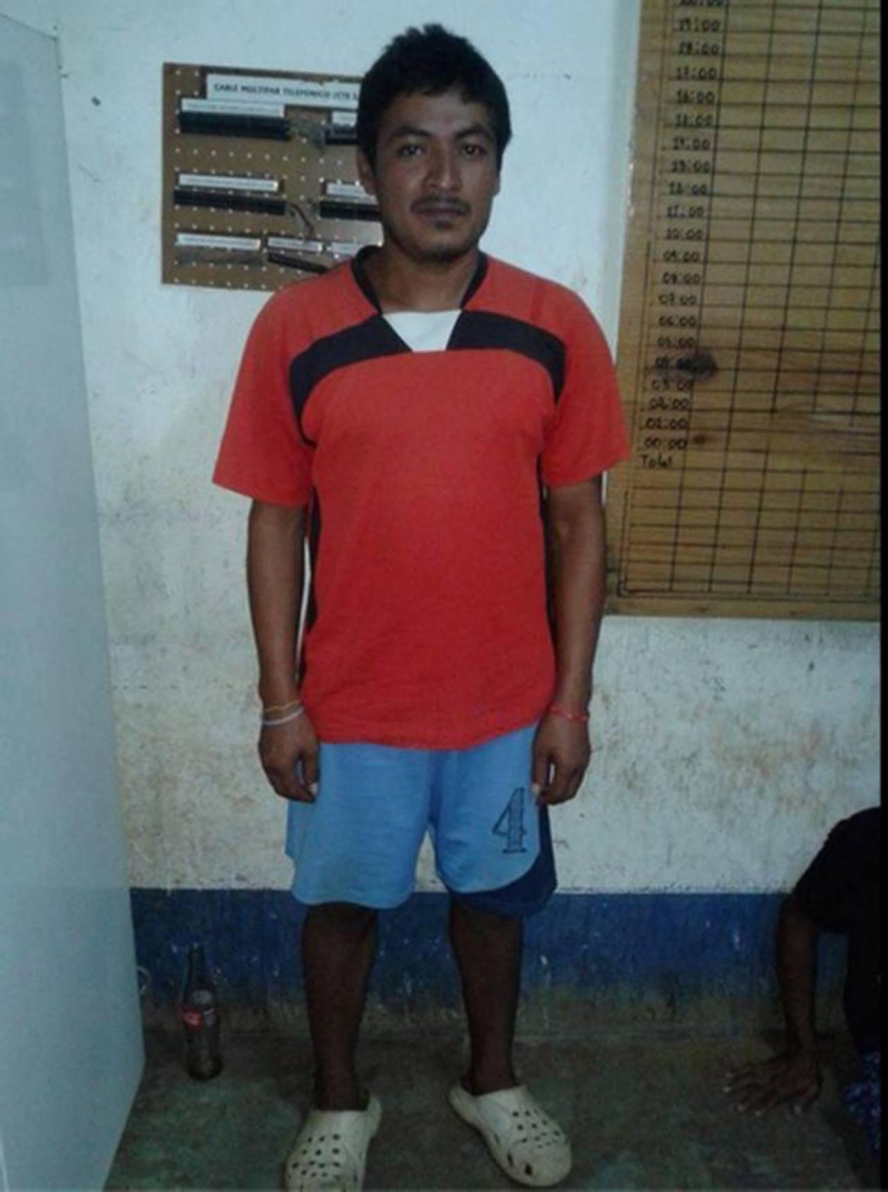Marvin Alberto Cruz Orellana está vinculado, según la Policía, al asesinato de cinco personas. Foto EDH / cortesía