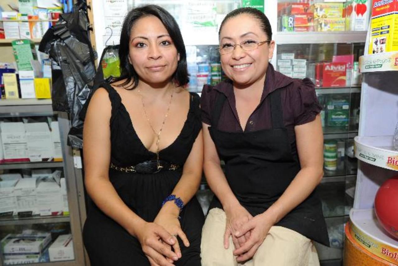 Ana Lilian Rivera le donó un riñón a su hermana Alma Rosa. Foto EDH / claudia castillo
