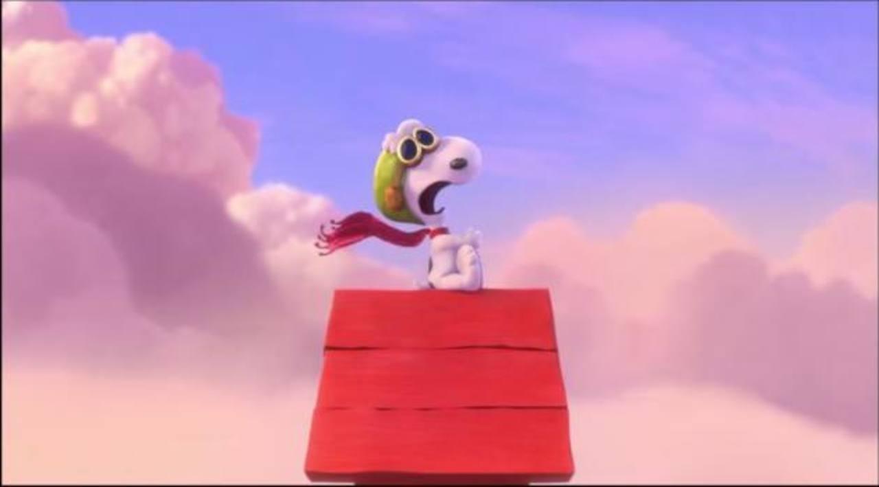 Presentan tráiler oficial de la película de Snoopy y Charlie Brown