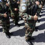 Tropa salvadoreña viaja a entrenamiento en España antes de misión en Líbano