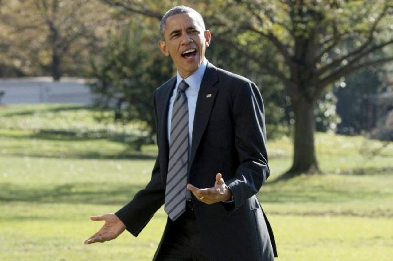 El gobierno de Barack Obama intentará la decisión del juez no afecte al comienzo de la aplicación de sus medidas ejecutivas, como tenía programado, a partir de hoy. foto edh / archivo