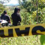 Escena de homicidio de Lisandro Lemus, de 35 años, en Jardines del Pepeto, Soyapango