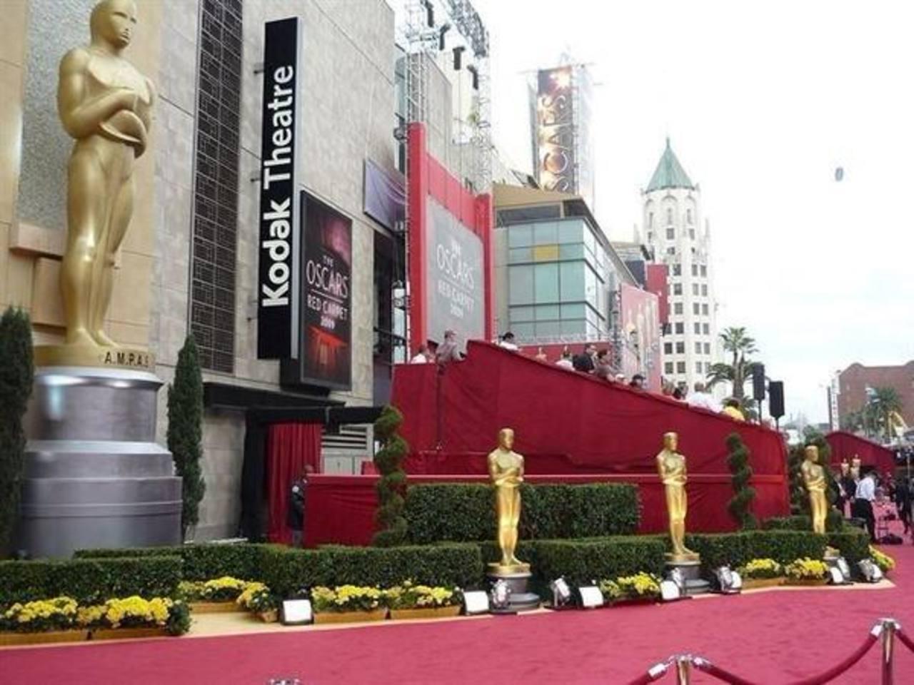 A pocas horas de la entrega de los Premios Óscar