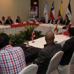 Alcaldes de Latinoamérica expusieron sus experiencias a ediles de ARENA en evento organizado por la UPLA. foto edh / Cortesía