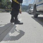 Muere policía en accidente en carretera Los Chorros