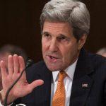 El secretario de Estado de EE.UU., John Kerry.