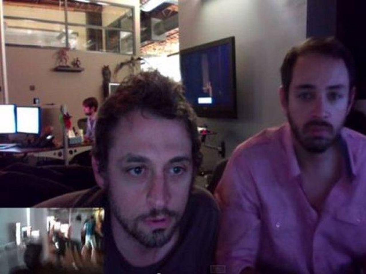 Se vengan de sus compañeros y fingen terremoto por Skype