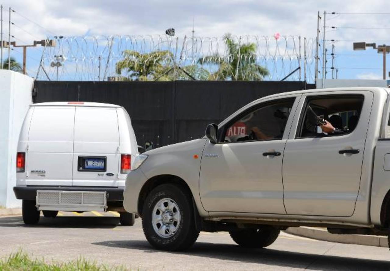 Los principales cabecillas de las estructuras delictivas fueron llevados al penal conocido como Zacatraz el pasado viernes, bajo estrictas medidas de seguridad. Foto EDH / Archivo