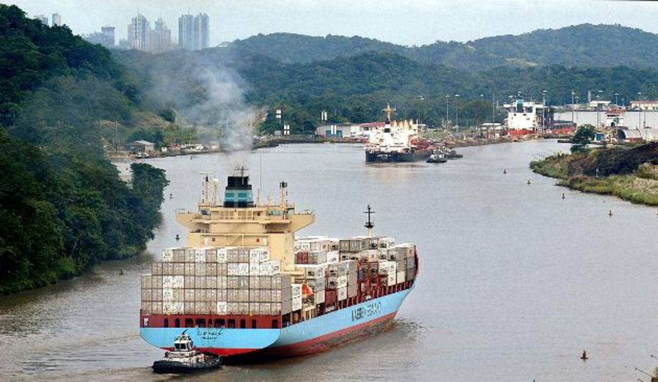 Con la ampliación se espera que transiten hasta 13,200 contenedores y 180,000 toneladas. Foto EDH