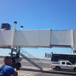 Remodelación en Aeropuerto Internacional de El Salvador. /