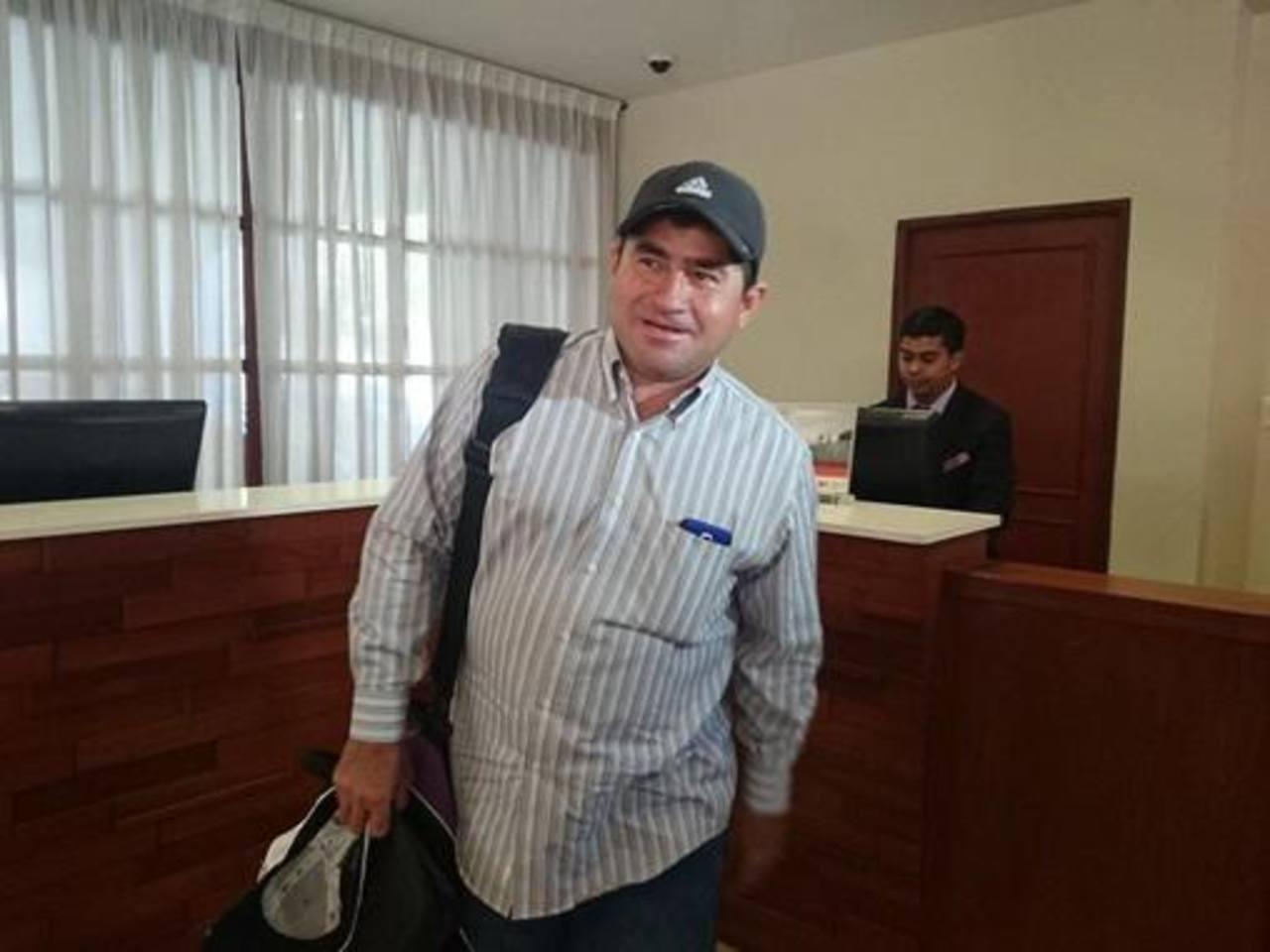 Salvador Alvarenga, náufrago salvadoreño.