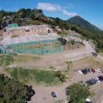 Advierten daños ambientales en volcán San Salvador