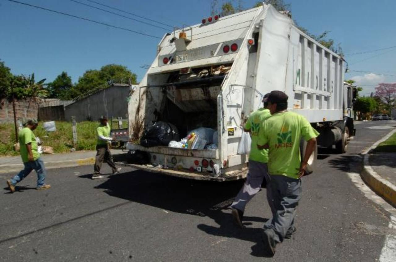 El nuevo contrato que está ofreciendo Mides establece que las alcaldías paguen menos por tonelada de basura.