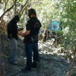 Policías matan a pandillero tras enfrentamiento armado en Rosario de Mora