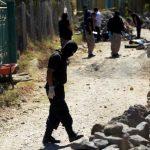 En el mes hubo cinco masacres. Entre las víctimas están tres empleados del Fovial y cinco miembros de una familia que residía en San Vicente. Foto EDH / Archivo.