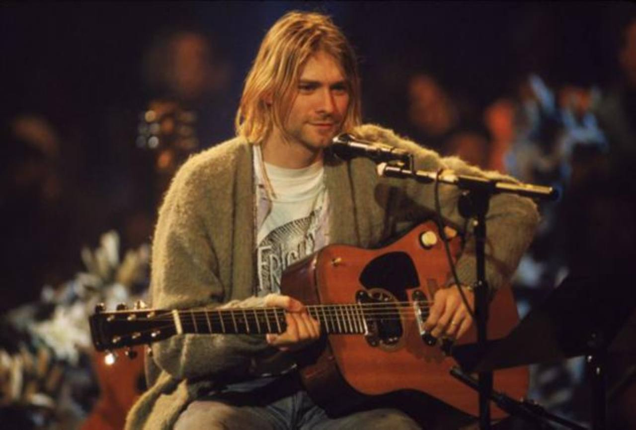 Recordando a Kurt Cobain en 10 canciones