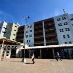 Fachada del Hospital General del Instituto Salvadoreño del Seguro Social. Foto EDH / archivo