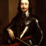 Rey Carlos I de Inglaterra.