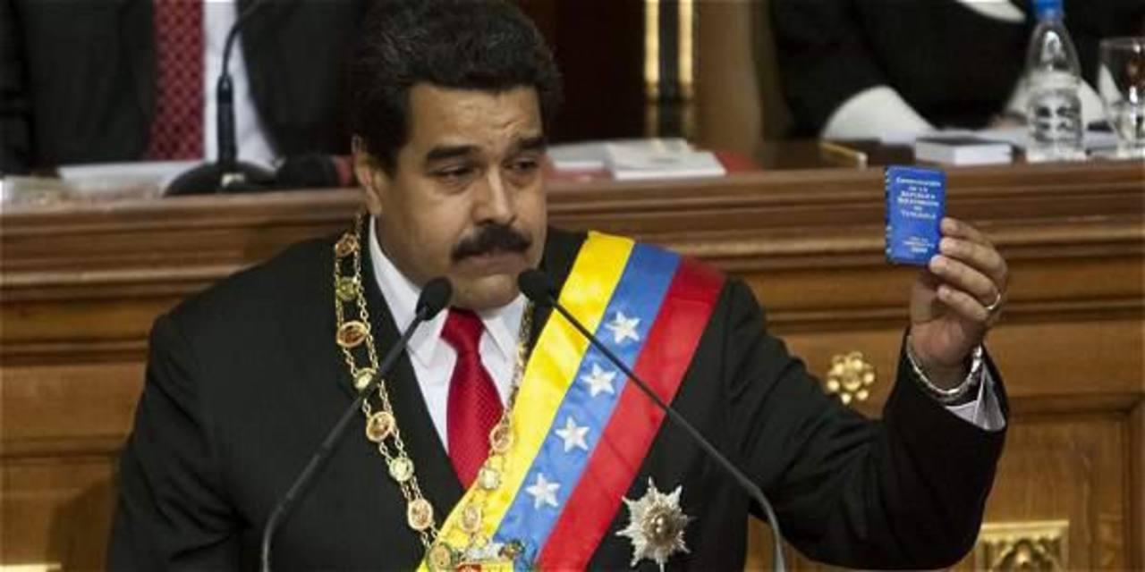 """Frase de Maduro """"Dios proveerá"""" es tendencia en redes sociales"""