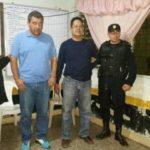 Detienen a 2 salvadoreños en Guatemala vinculados al Cártel de Texis