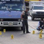 Dos conductores del transporte muertos y uno herido en ataque en Honduras
