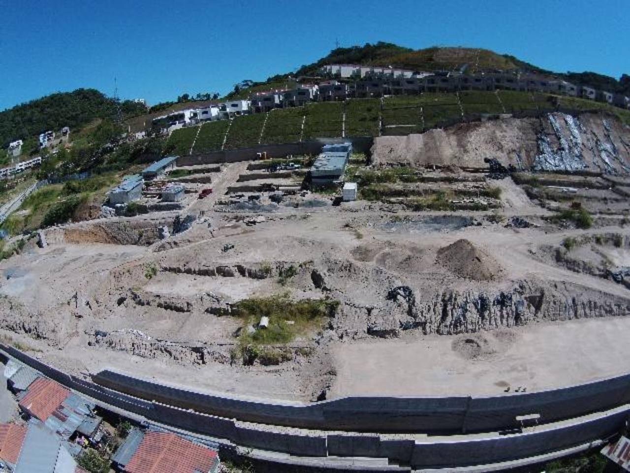 Este es parte del terreno donde Terrein adquirió los lotes en febrero de 2014. Foto EDH /ARCHIVO