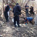 Localizan restos de menor en San Vicente