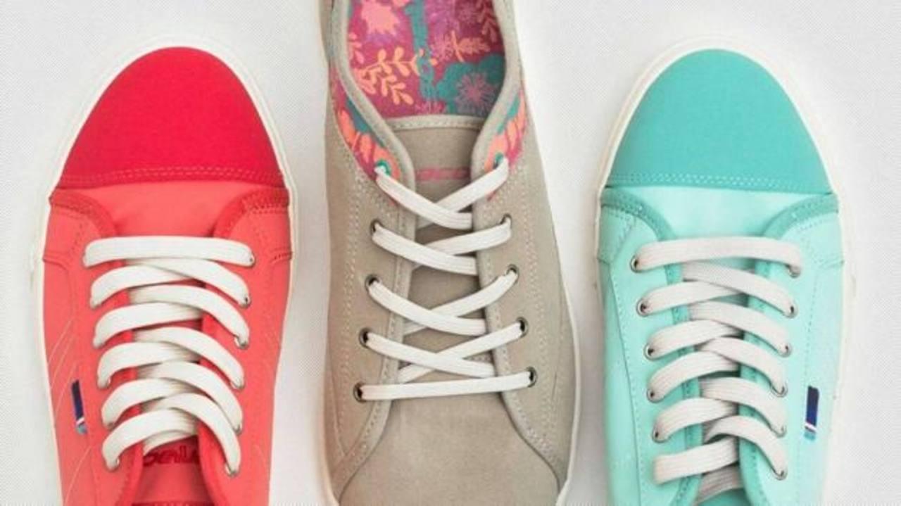 La línea se caracteriza por ser el zapato favorito para un estilo de vida urbano. FOTO EDH / CortesíaLa línea se caracteriza por su comodidad, colores y texturas. FOTO EDH / Cortesía