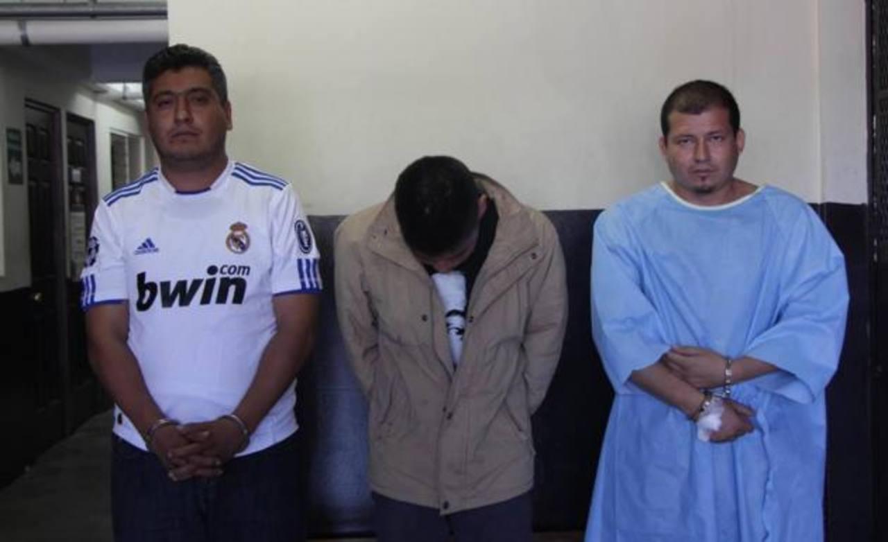 Capturan a salvadoreños en Guatemala con un cadáver tras tiroteo con Policía