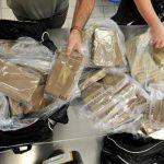 Detienen en Costa Rica a salvadoreño con 45 kilos de cocaína