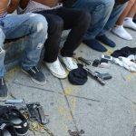 Las autoridades aseguraron que es necesario control en ventas de armas. Foto edh / archivo