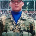 Marvin Antonio Ruiz Dubón, aparentemente, fue secuestrado por pandilleros. Información sobre él diríjala a la Policía o militares. Foto EDH/ Cortesía